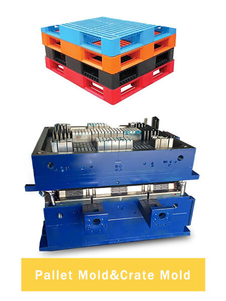 Pallet Mold & Crate Mold