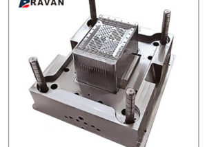 Plastic Injection Mold -Crate Mold