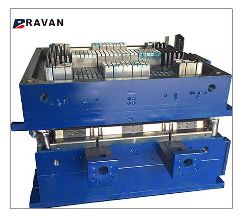 Plastic Injection Mold Pallet Mold