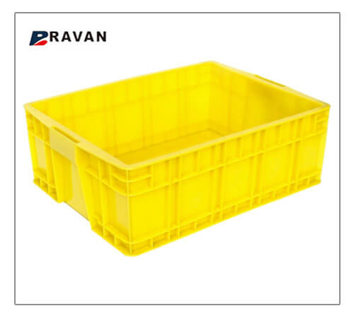 Plastic Injection Mold -Crate Mold 1