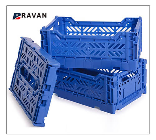 Plastic Injection Mold -Crate Mold 2