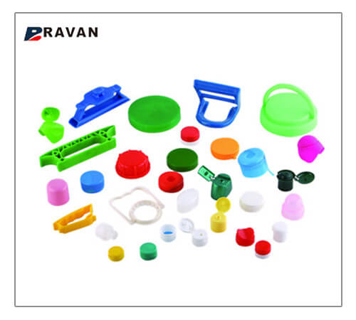 Cap Mold for Jar &Handle Mold